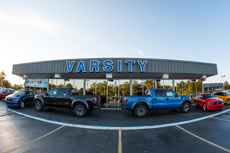 Varsity Ford - A2Y Chamber - Growing businesses in Michigan